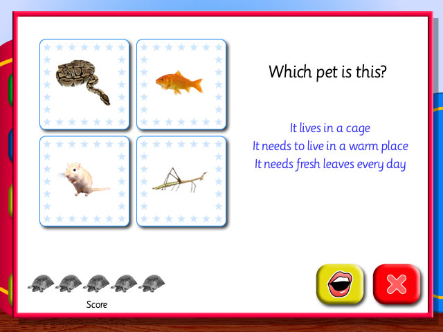 The Learner's Library: Pets