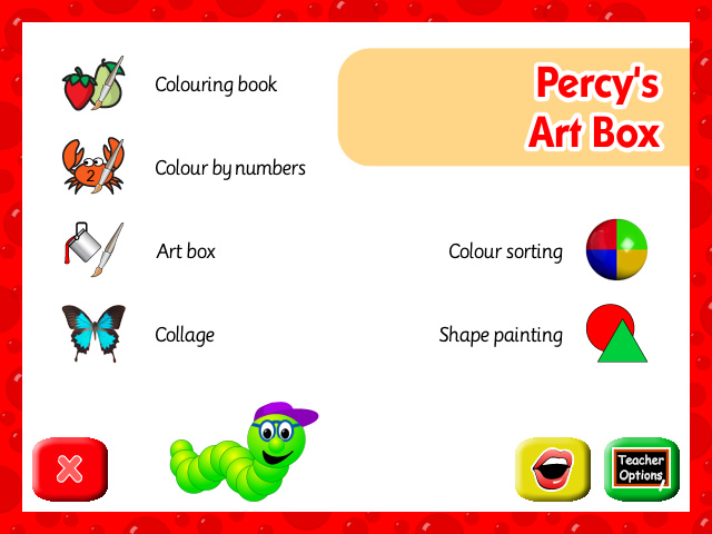 Percy's Art Box