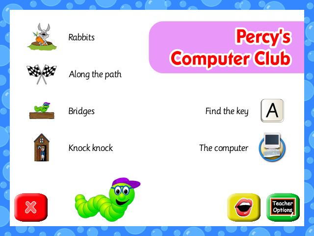 Percy's Computer Club
