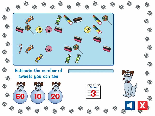 Paws Explore: Numbers