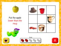 Positional Language Pictures
